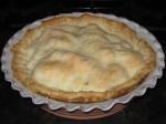 It's, like, a pie.